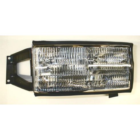 1994-96 Cadillac Deville Composite Headlight RH