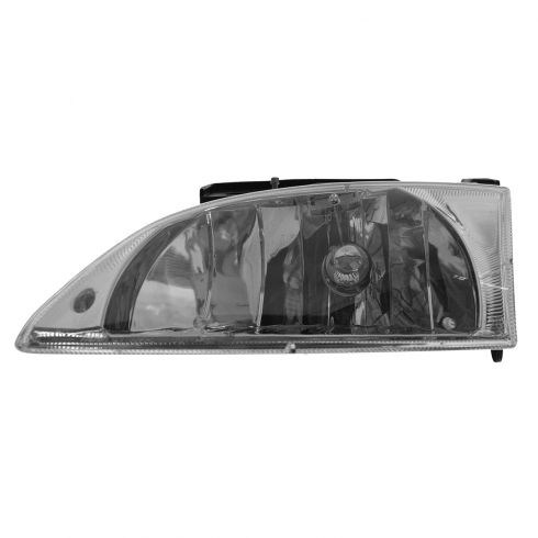2000-02 Chevy Cavalier Composite Headlight LH