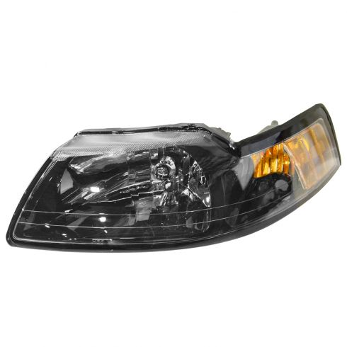 2001-04 Ford Mustang Composite Headlight Combo LH
