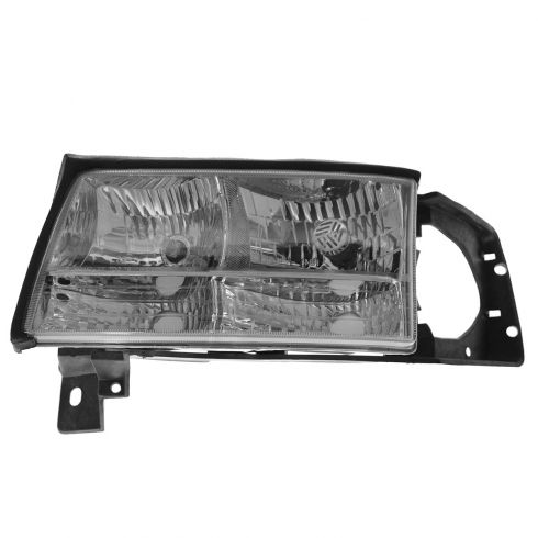 1997-99 Cadillac Deville Composite Headlight LH