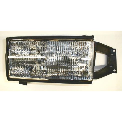 1994-96 Cadillac Deville Composite Headlight LH