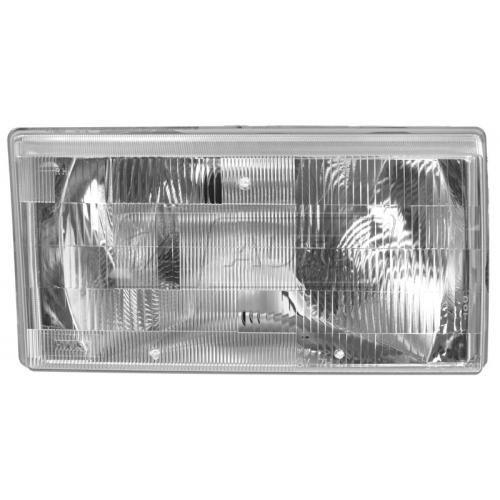 92-95 Volvo 940 HL w/o Fog Light Globe Only RH