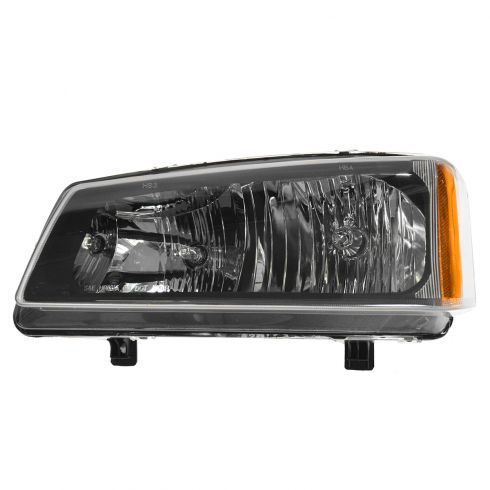 03-04 Chevy Silverado Headllight LH
