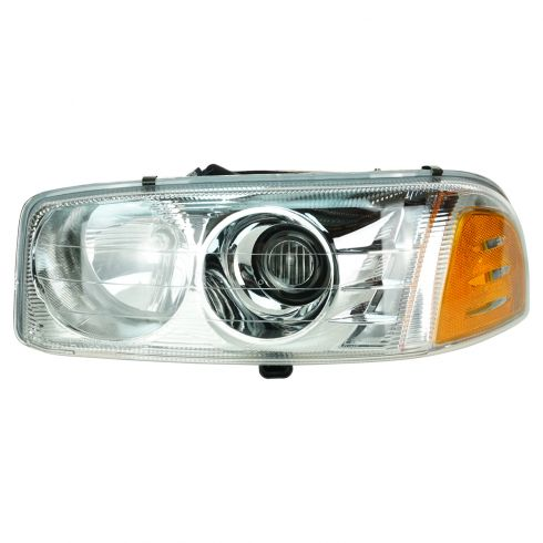 2001-05 Headlight GMC Yukon XL Sierra Denali LH