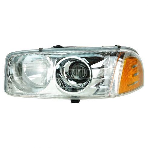 2001-05 Headlight GMC Yukon XL Sierra Denali LH