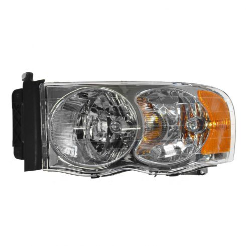 02-05 Dodge Ram Pickup Headlight LH