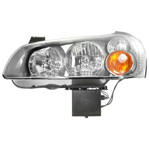 02-03 Nissan Maxima HID Headlight LH