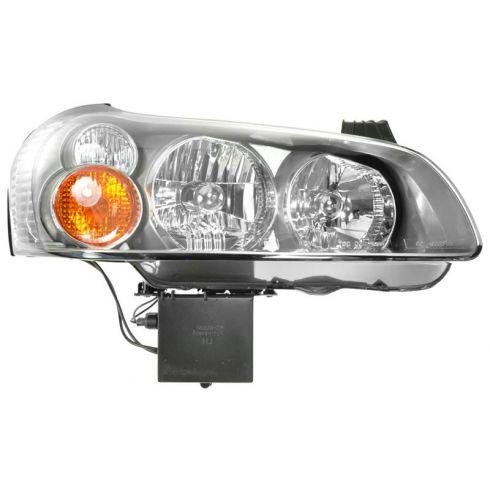 99-01  Nissan Maxima HID Headlight RH