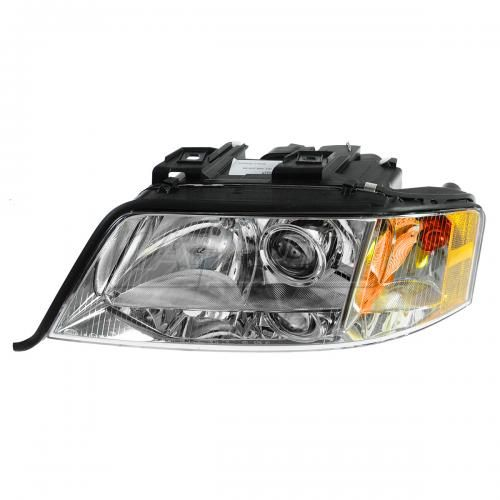00-01 Audi A6 Xenon Headlight LH