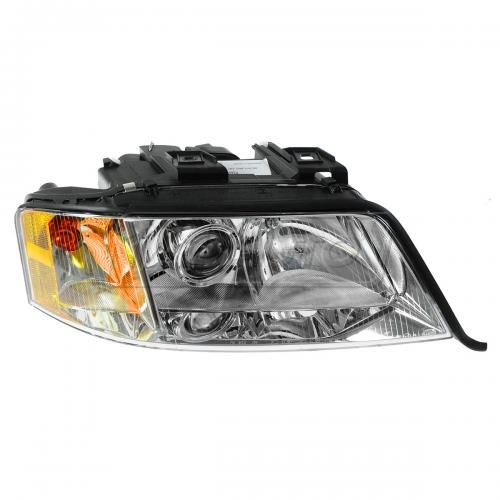 00-01 Audi A6 Xenon Headlight RH