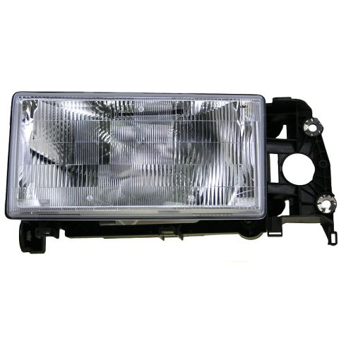 92-95 Volvo 940 Headlight Assy w/o Fog Light LH