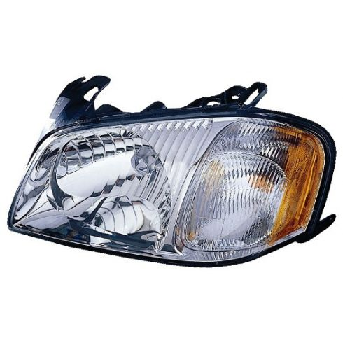 01-04 Mazda Tribute Headlight LH