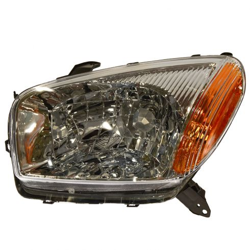 01-03 Toyota Rav 4 (w/o Sports pkg) Headlight LH