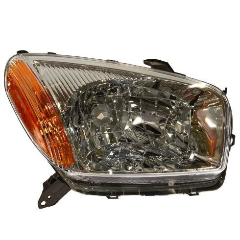 01-03 Toyota Rav 4 (w/o Sports pkg) Headlight RH