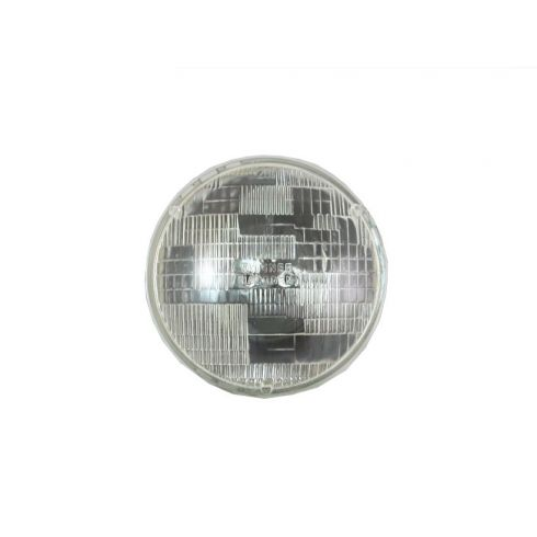Round Sealed Beam Headlight High Beam
