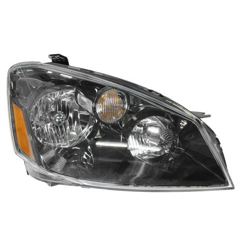 05-06 Nissan Altima Halogen Headlight (non HID) RH