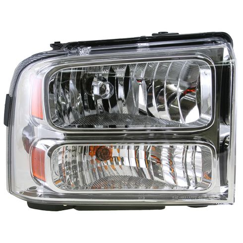 2005-07 Ford F250 F350 F450 F550 Super Duty Head Lamp RH
