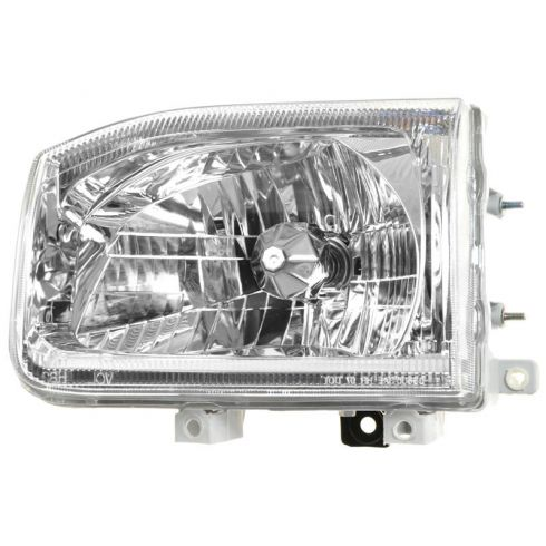2000-04 Nissan Pathfinder Headlight Driver Side