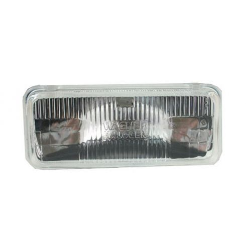 GM Rectangle Sealed Beam Headlight Low Beam