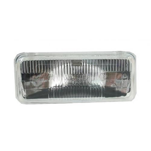 GM Rectangle Sealed Beam Headlight High Beam