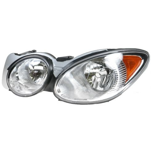 2005 Buick LaCrosse Headlight Driver Side
