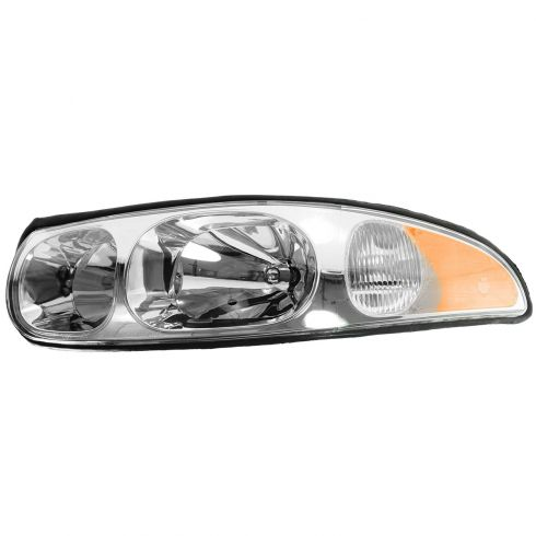 00-05 Buick LeSabre LTD Headlight w/Corner Light LH