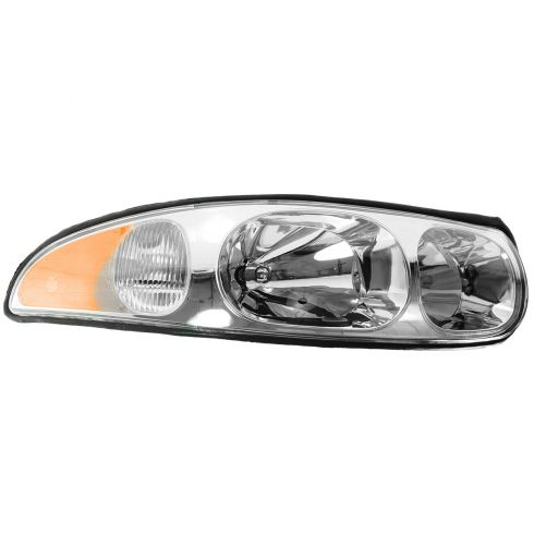 00-05 Buick LeSabre LTD Headlight w/Corner Light RH