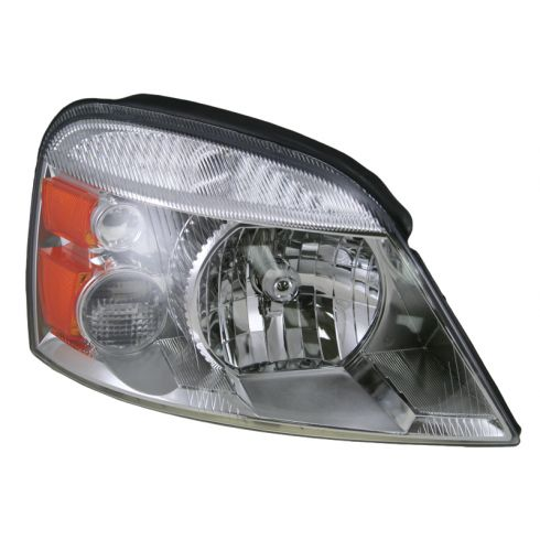 2004-05 Ford Freestar Headlight Passenger Side
