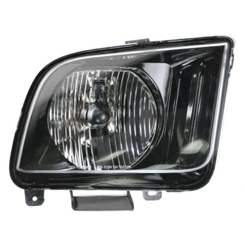 2005-06 Ford Mustang Headlight Passenger Side