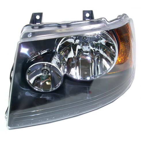 2004-06 Ford Expedition W/Black Headlight Driver Side