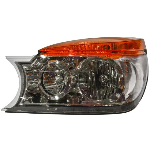 2002-03 Buick Rendezvous Headlight Driver Side