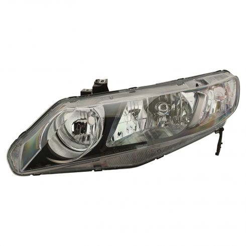 2006-10 Honda Civic Hybrid; 2009-10 Civic Sedan Headlight LH