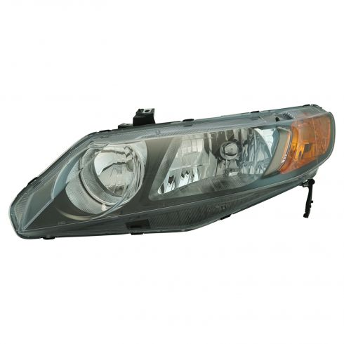 06 Honda Civic Sedan Headlight LH
