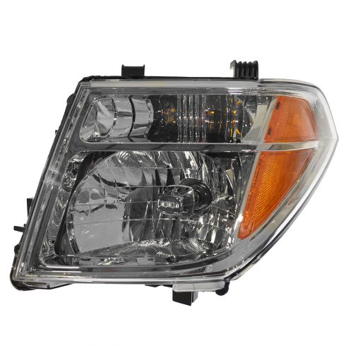 05-08 Nissan Frontier; 05-07 Pathfinder Headlight LH