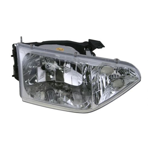 2001-02 Nissan Quest Composite Headlight Passenger Side
