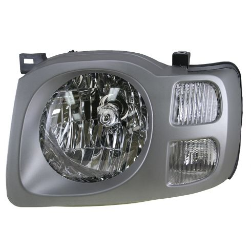 2002-04 Nissan Xterra (SE) Headlight Drivers Side