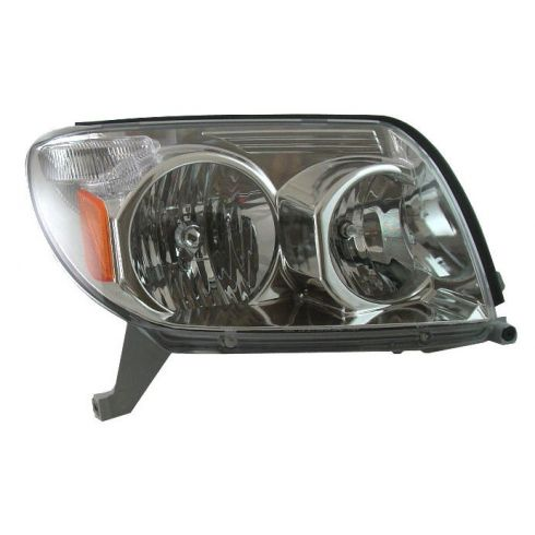 2003-05 Toyota 4Runner Composite Headlight Passenger Side