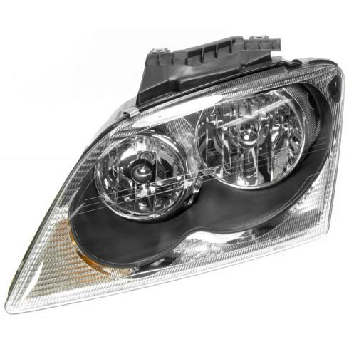 2004-06 Chrysler Pacifica Halogen Headlight LH