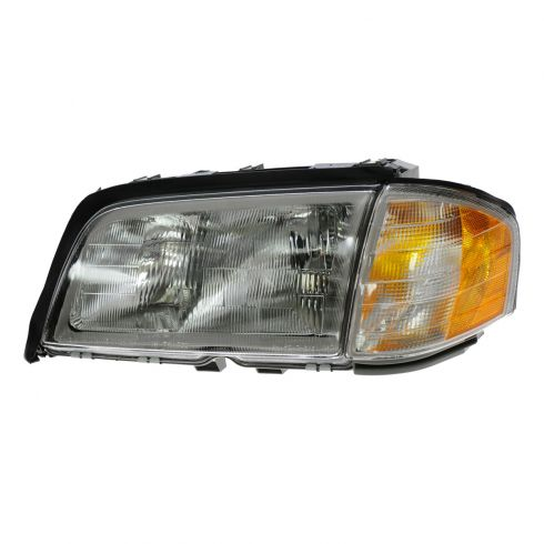 1997-00 Mercedes C230 C280 Headlight Halogen LH