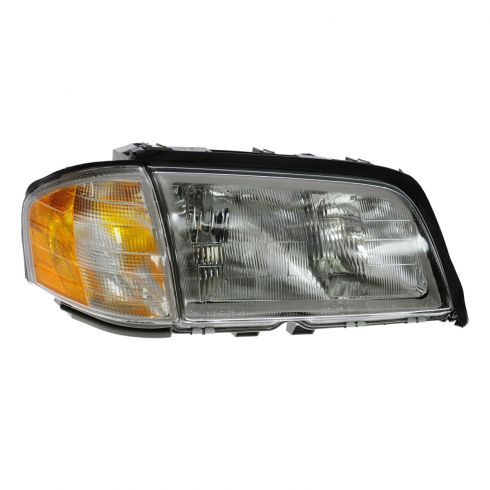 1997-00 Mercedes C230 C280 Headlight Halogen RH