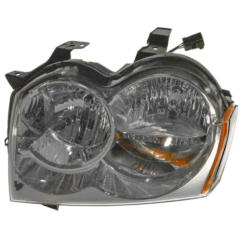 05-07 Jeep Grand Cherokee Headlight LH