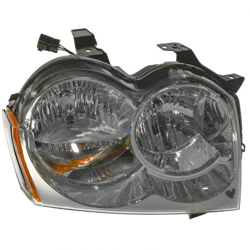 2005-07 Jeep Grand Cherokee Headlight RH