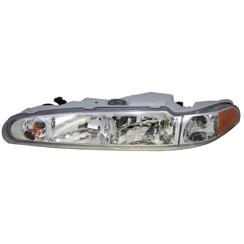 1998-02 Oldsmobile INTRIGUE HEADLAMP LH