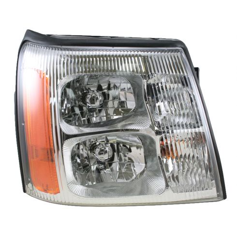2002 Cadillac Escalade, EXT Headlight Assy RH