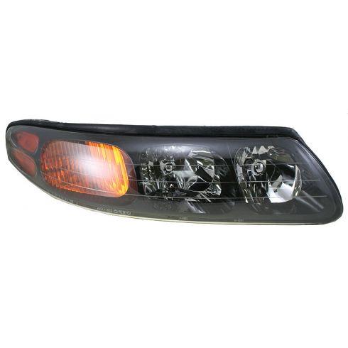 2000-04 Pontiac Bonneville Headlight RH
