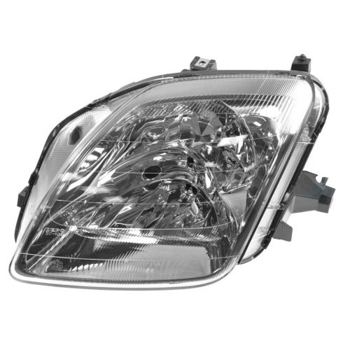 1997-01 Honda PRELUDE HEADLAMP LH