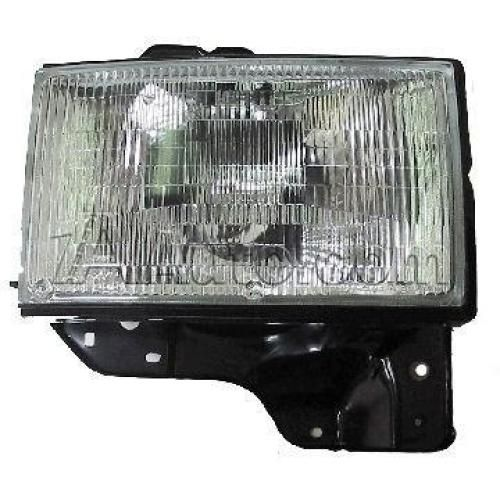 1992-97 Isuzu TROOPER HEADLAMP Assembly RH