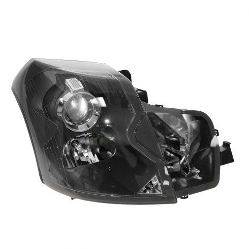 03-07 Cadillac CTS Non HID Headlight RH