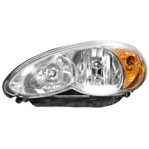 2006-07 Chrysler PT Cruiser Headlight Driver Side
