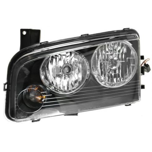 2006-08 Dodge Charger Headlight Driver Side